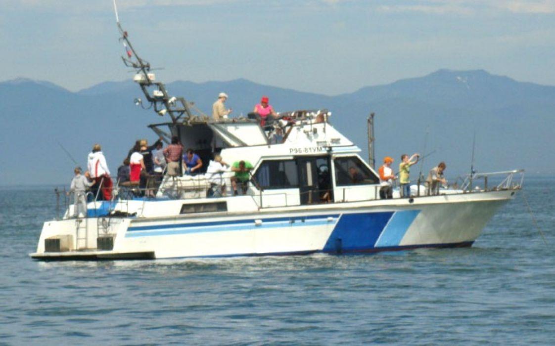 прокат лодок на заливе